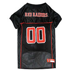 Texas Tech Red Raiders NCAA Jersey