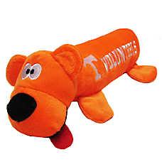 University of Tennessee Volunteers NCAA Tube Dog Toy