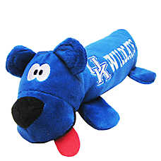 University of Kentucky Wildcats NCAA Tube Dog Toy
