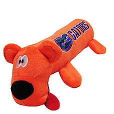 University of Florida Gators NCAA Tube Dog Toy