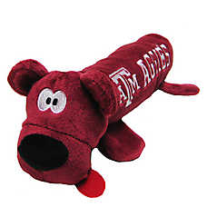 Texas A&M University Aggies NCAA Tube Dog Toy