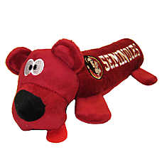 Florida State Seminoles NCAA Tube Dog Toy