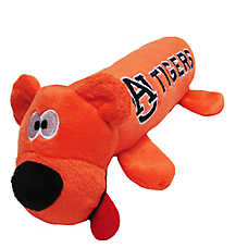 Auburn University Tigers Tube Dog Toy