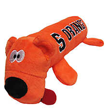 Syracuse Orange NCAA Tube Dog Toy