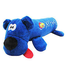 University of Kansas Jayhawks NCAA Tube Dog Toy