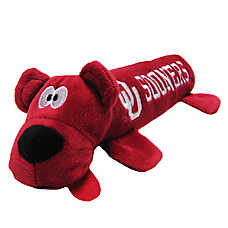 University of Oklahoma Sooners NCAA Tube Dog Toy