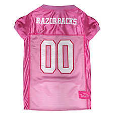University of Arkansas Razorbacks NCAA Jersey