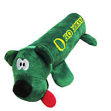 University of Oregon Ducks NCAA Tube Dog Toy