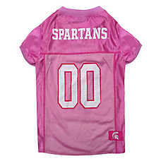 Michigan State University Spartan NCAA Jersey