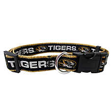 University of Missouri Tigers NCAA Dog Collar