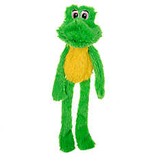 "Toys""R""Us® Pets Flattie Frog Dog Toy - Squeaker"