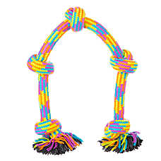 "Toys""R""Us® Pets Knotted Rope Tug Dog Toy"