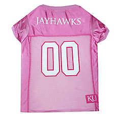 University of Kansas Jayhawks NCAA Jersey