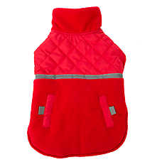 Grreat Choice™ Quilted Top Dog Coat