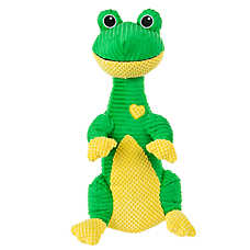 Top Paw™ Frog Grunter Dog Toy - Squeaker