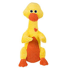 Top Paw™ Duck Grunter Dog Toy - Squeaker