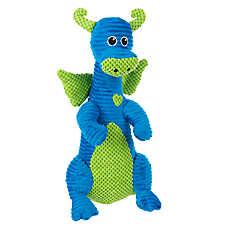 Top Paw™ Dragon Grunter Dog Toy - Squeaker