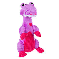 Top Paw™ Dinosaur Grunter Dog Toy - Squeaker