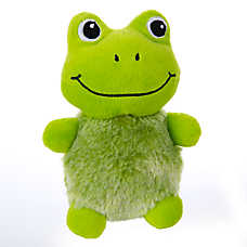 Grreat Choice Tipped Frog Dog Toy - Squeaker