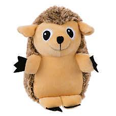 Grreat Choice Tipped Hedgehog Dog Toy - Squeaker