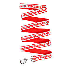 University of Wisconsin Badgers NCAA Dog Leash