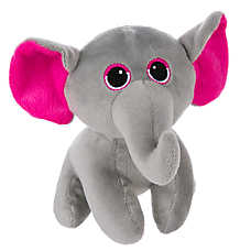 Grreat Choice Elephant Dog Toy - Squeaker