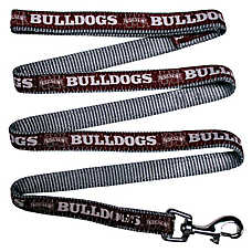 Mississippi State Bulldogs NCAA Dog Leash