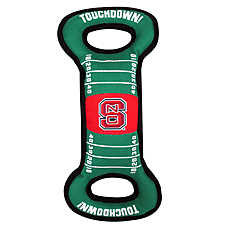 North Carolina State NCAA Field Dog Toy