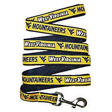 West Virginia University Mountaineers NCAA Dog Leash