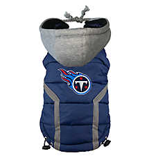 Tennessee Titans NFL Puffer Vest