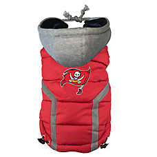 Tampa Bay Buccaneers NFL Puffer Vest