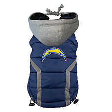 San Diego Chargers NFL Puffer Vest
