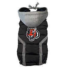 Cincinnati Bengals NFL Puffer Vest