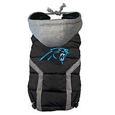 Carolina Panthers NFL Puffer Vest