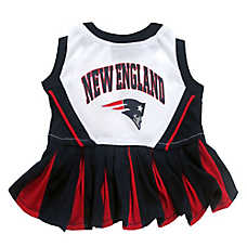 New England Patriots NFL Cheerleader Uniform