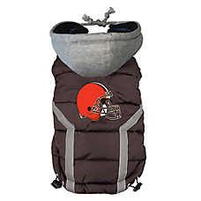 Cleveland Browns NFL Puffer Vest