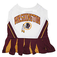 Washington Redskins NFL Cheerleader Uniform