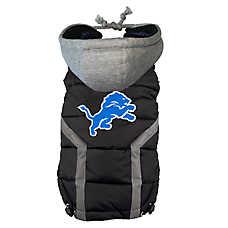 Detroit Lions NFL Puffer Vest