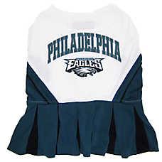 Philadelphia Eagles NFL Cheerleader Uniform