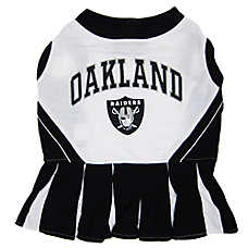 Oakland Raiders NFL Cheerleader Uniform