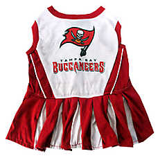 Tampa Bay Buccaneers NFL Cheerleader Uniform