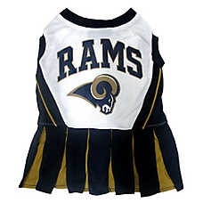 St. Louis Rams NFL Cheerleader Uniform