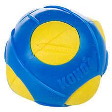 KONG® Durasoft Ball Dog Toy - Squeaker (COLOR VARIES)