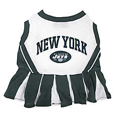 New York Jets NFL Cheerleader Uniform