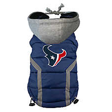 Houston Texans NFL Puffer Vest