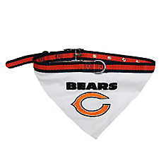 Chicago Bears NFL Bandana Collar