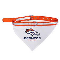 Denver Broncos NFL Bandana Collar