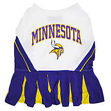 Minnesota Vikings NFL Cheerleader Uniform