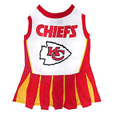 Kansas City Chiefs NFL Cheerleader Uniform