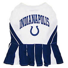 Indianapolis Colts NFL Cheerleader Uniform